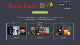 Humble Bundle's Best of 2017