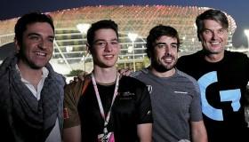 Ομάδα eSports από τον Fernando Alonso και την Logitech