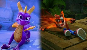 Spyro + Crash Game Bundle