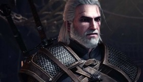 Ο Geralt of Rivia των The Witcher στο Monster Hunter: World