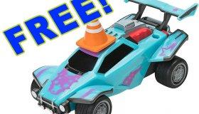 Το Rocket League γίνεται free-to-play