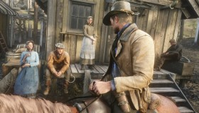 Red Dead Redemption 2: Τα νέα screenshots