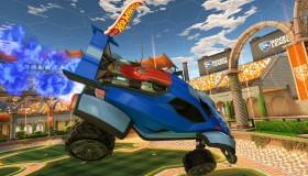 Hot Wheels Rocket League RC Rivals Set
