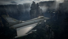 Ace Combat 7: Skies Unknown gameplay videos