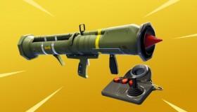 Fortnite Invisibility glitch με τα guided missiles