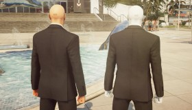 Hitman 2 Ghost Multiplayer mode