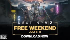 Δωρεάν περίοδος για το Destiny 2