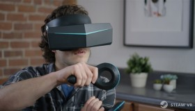 8K VR headset έλαβε χρηματοδότηση στο Kickstarter