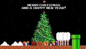 Καλά Χριστούγεννα και καλές γιορτές σε όλους!