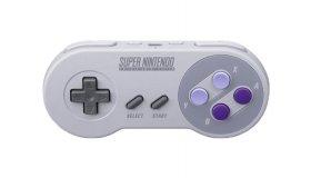 Κυκλοφόρησε το νέο SNES controller για Nintendo Switch