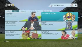 Παίζουμε FIFA 16 Live