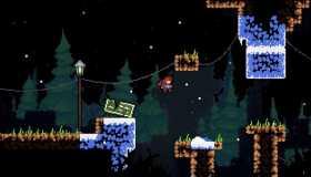 Celeste: Platform απ' τον developer του Towerfall
