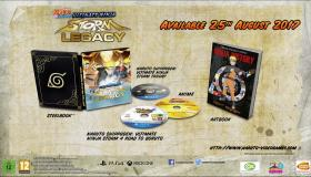 Naruto Shippuden Ultimate Ninja Storm Legacy και Trilogy