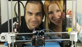Εκτυπώνουμε με τον 3D Printer Anet A8