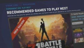 Play Next: Το καινούργιο πείραμα του Steam Labs σας βρίσκει τι να παίξετε