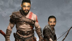 God of War Greek Parody