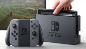 Το Nintendo Switch σημείωσε 4,7 εκατομμύρια πωλήσεις