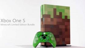 Xbox One S Minecraft Limited Edition bundle