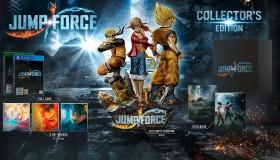 Jump Force: Περίοδος κυκλοφορίας και Collector's Edition