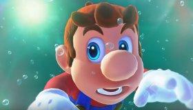 Ο Mario χωρίς μουστάκι στο Super Mario Odyssey