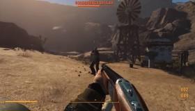 Fallout: New Vegas mod στο Fallout 4