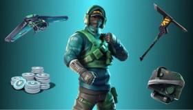 GeForce Fortnite Bundle Counterattack Set