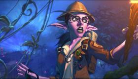 Hearthstone: Journey to Un'Goro: Quests, Elementals και Adapt