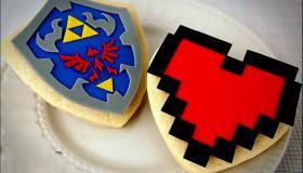 Game Maniacs: Μπισκότα Legend of Zelda και 360° Viking Battle