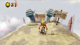 Το Crash Bandicoot N. Sane Trilogy είναι πιο δύσκολο από το original