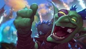 Hearthstone: Rastakhan's Rumble expansion