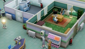 Two Point Hospital gameplay videos