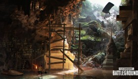 PlayerUnknown's Battlegrounds: Savage map