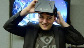 Ο ιδρυτής της Oculus VR ιδρύει την δική του εταιρεία