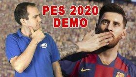 Παίζουμε το demo του eFootball PES 2020