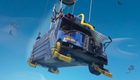Fortnite: Αυξήθηκε η ταχύτητα του Battle Bus