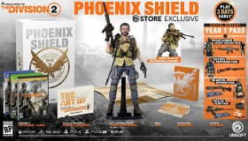 The Division 2 Collector's Editions