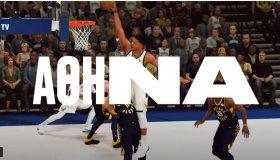 NBA 2K21 gameplay trailer