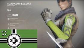 Σύμβολα που παραπέμπουν σε ναζιστικά σε armor του Destiny 2