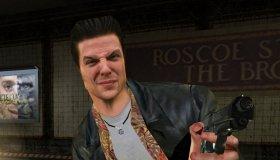 O σεναριογράφος και πρωταγωνιστής του Max Payne κάνει την χαρακτηριστική γκριμάτσα του παιχνιδιού