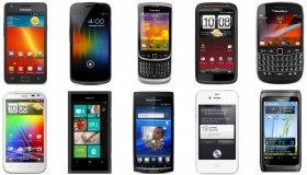 Εταιρείες κινητής τηλεφωνίας με την μεγαλύτερη επιρροή