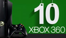 10 χρόνια Xbox 360