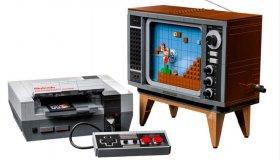 Η LEGO και η Nintendo ετοιμάζουν το LEGO NES