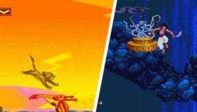 The Lion King και Aladdin HD remasters