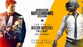 Περιεχόμενο από την ταινία Mission Impossible: Fallout στο PUBG Mobile