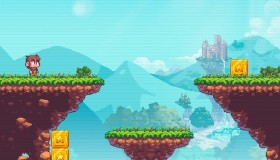 Alex Kidd in Miracle World remake