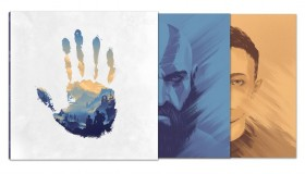 God of War soundtrack σε βινύλιο