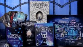 Retail έκδοση και Collector's Edition για το Hollow Knight