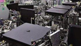 Τα ρομπότ στο εργοστάσιο της Sony θέλουν 30 δεύτερα για να συναρμολογήσουν ένα PS4