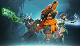 Paladins σε PS4 και Xbox One