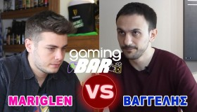 Gaming Bar 2: Mariglen vs Βαγγέλης Μαρμαράς